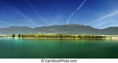 koprinka, ダム, ブルガリア