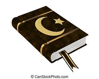 koran, książka