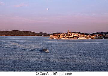 Korcula of Croatia