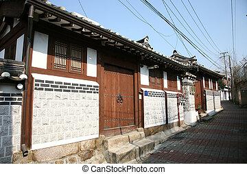 Korea Bukchon Hanok Village