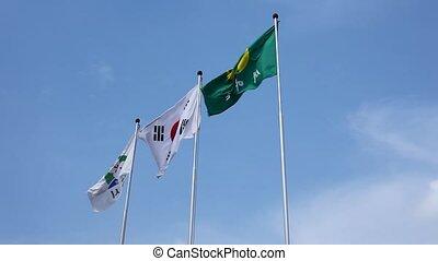 Korea - Flag