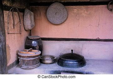 koreai, tradíció