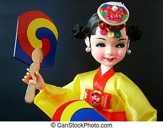 Korean Doll