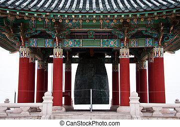 Korean Friendship Bell