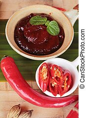 Korean red pepper paste gochujang for cooking