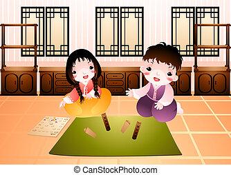 Korean Traditional New Year - X-Mas & New Year