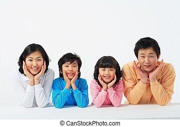 koreanisch, leben