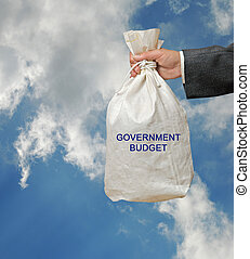 kormány, költségvetés