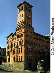 kormányzat épület