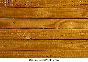 korn, närbild, stackat, lumber.
