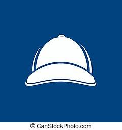 korona, baseball, ikona