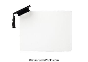 korona, skala, czarnoskóry, czysty, tablica ogłoszeń, biały