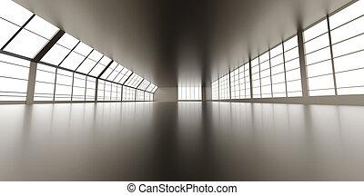 korporační, architektura