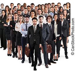 korporační povolání, mužstvo