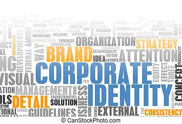 korporační totonost