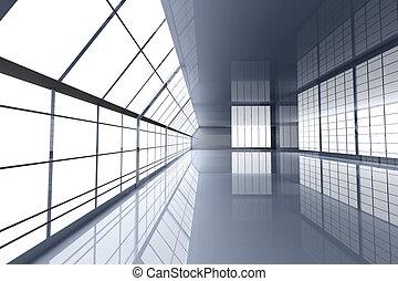 korporativ, arkitektur
