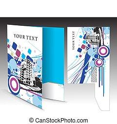 korporativ, brochuren