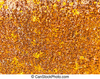 korrosion, metall, oberfläche, rost