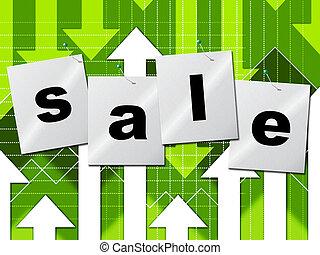 korting, promo, verkoop, closeout, korting, optredens