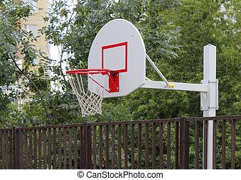 kosár, kosárlabda