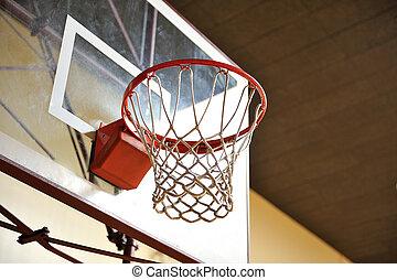 kosárlabda hoop