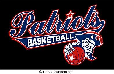 kosárlabda, patriots