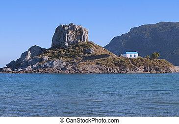 Kos island in Greece