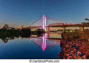Kosciuszko Bridge - New York City