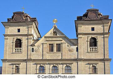 Kosice church - University Church of the Holy Trinity...
