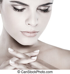 kosmetika, sinnesrörelser