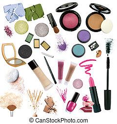 kosmetikartikel, verschieden