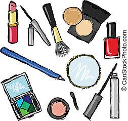 kosmetikker