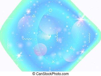 kosmos, hintergrund, mit, galaxie, und, universum, formen, und, stern, dust.