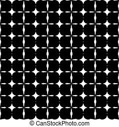 kosočtverec, geometrický, seamless, model