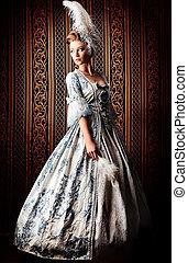 kostüm, historisch