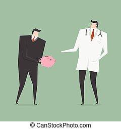 kosten, gezondheidszorg