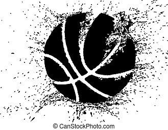 koszykówka, druzgocząc