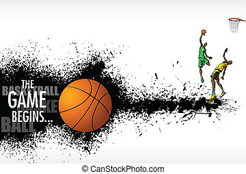 koszykówka, mecz