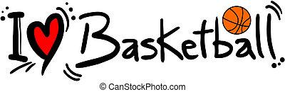 koszykówka, miłość