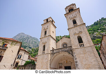 """Kotor in Montenegro, The World Heritage Site """"Natural and Culturo-Historical Region of Kotor"""""""