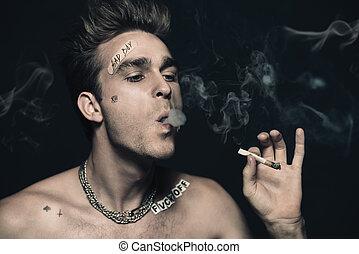 Kouření - vliv na spermie už rozebírají maminky na webu eMimino.