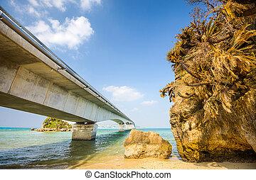 Bridge in Okinawa