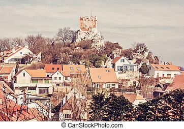 Kozi hradek, Mikulov, Czech republic
