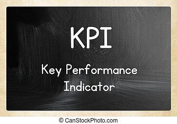 kpi, -, clã©, performance, indicateur