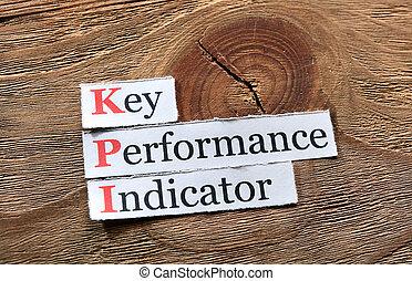 kpi, indicatore, -, chiave, esecuzione