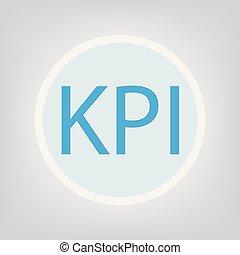KPI (Key Performance Indicator) concept