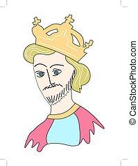 król, średniowieczny