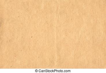 Kraft paper - Sheet of kraft paper. Good file for background...
