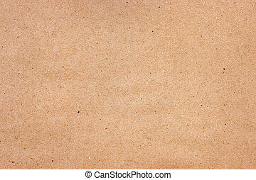 Kraft paper texture, old brown wrapping paper background