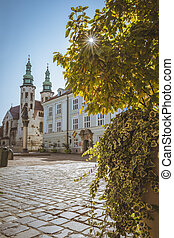 krakow, アンドリュー, st. 。, 教会